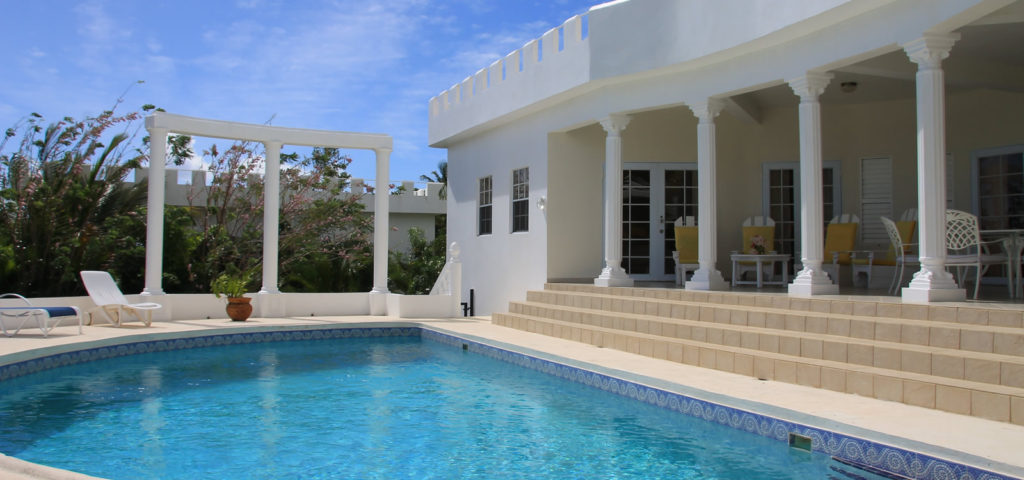 Villa 7 Castles in Paradise at Savannes Bay, Vieux Fort, St Lucia