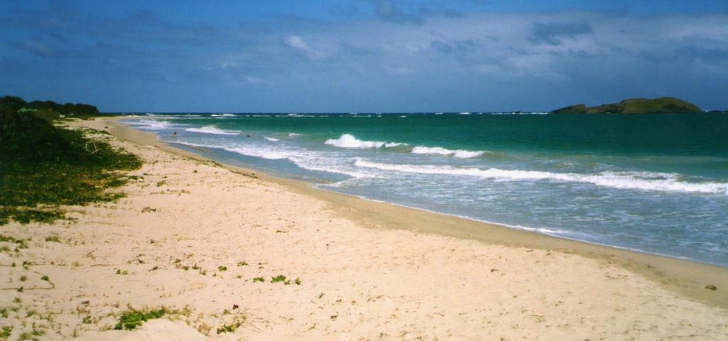Sandy Beach, Vieux Fort, St Lucia